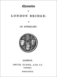 Cover of Chronicles of London Bridge