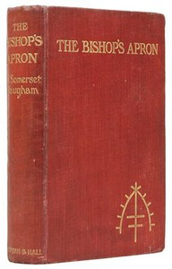 Cover of The Bishop's Apron: A study in the origins of a great family