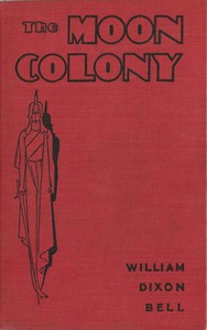 Cover of The Moon Colony