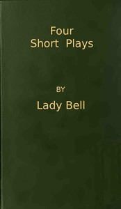 Cover of Four Short Plays