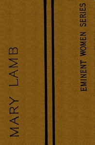 Cover of Mary Lamb
