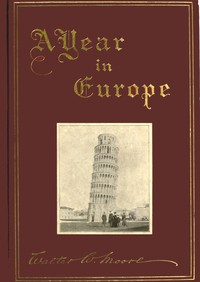 Cover of A Year in Europe