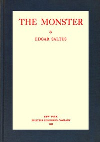 Cover of The Monster