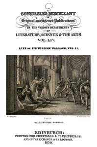 Cover of Life of Sir William Wallace of Elderslie, Vol. 2 (of 2)
