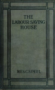 Cover of The Labour-saving House