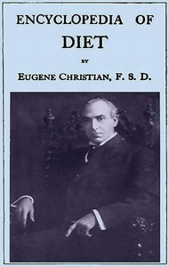 Cover of Encyclopedia of Diet: A Treatise on the Food Question, Vol. 4