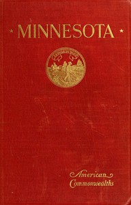 Cover of Minnesota, the North Star State