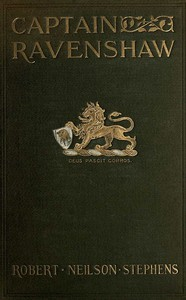 Cover of Captain Ravenshaw; Or, The Maid of Cheapside. A Romance of Elizabethan London