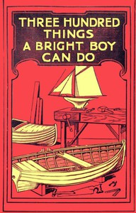 Three Hundred Things a Bright Boy Can Do
