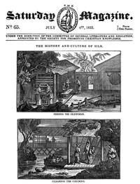 The Saturday Magazine, No. 65, July 6th, 1833