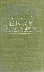 Cover of The Observations of HenryIllustrated