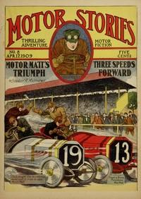 Cover of Motor Matt's Triumph; or, Three Speeds Forward