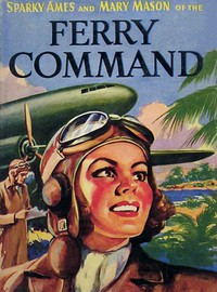 Cover of Sparky Ames of the Ferry Command