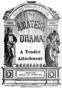 Cover of A Tender Attachment: A Farce