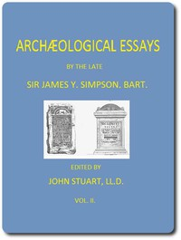 Cover of Archæological Essays, Vol. 2
