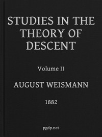 Cover of Studies in the Theory of Descent, Volume II