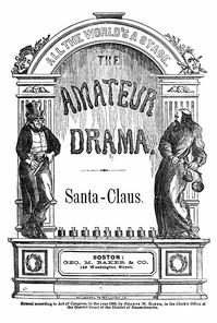 Cover of Santa Claus' Frolics