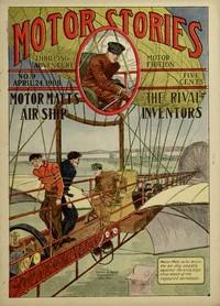 Motor Matt's Air Ship; or, The Rival Inventors