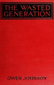 Cover of The Wasted Generation
