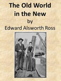 Cover of The Old World in the NewThe Significance of Past and Present Immigration to the American People