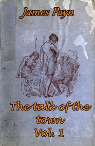 Cover of The Talk of the Town, Volume 1 (of 2)