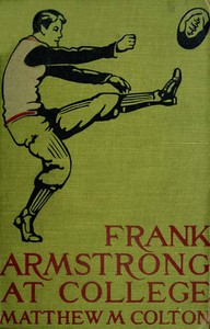 Cover of Frank Armstrong at College