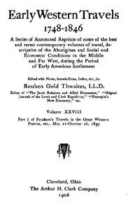 Farnham's Travels in the Great Western Prairies, etc., May 21-October 16, 1839, part 1