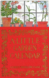 Cover of A Little Garden Calendar for Boys and Girls