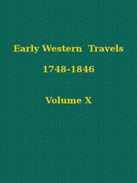 Cover of Hulme's Journal, 1818-19; Flower's Letters from Lexington and the Illinois, 1819; Flower's Letters from the Illinois, 1820-21; and Woods's Two Years' Residence, 1820-21
