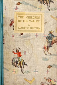Cover of The Children of the Valley