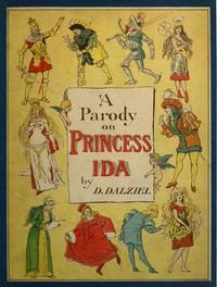 Cover of A Parody on Princess Ida