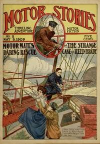 Cover of Motor Matt's Daring Rescue; or, The Strange Case of Helen Brady