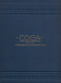 Cover of Coca and its Therapeutic Application, Third Edition
