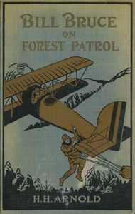 Cover of Bill Bruce on Forest Patrol