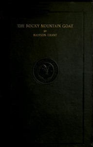 Cover of The Rocky Mountain Goat