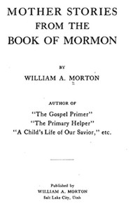 Cover of Mother Stories from the Book of Mormon