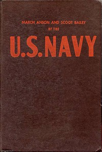 Cover of March Anson and Scoot Bailey of the U.S. Navy