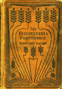 Cover of The Blissylvania Post-Office