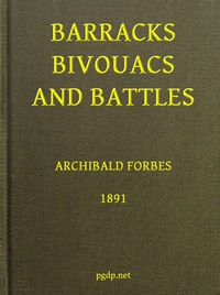 Cover of Barracks, Bivouacs and Battles