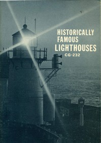 Cover of Historically Famous LighthousesCG-232