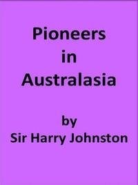 Pioneers in Australasia