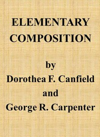 Cover of Elementary Composition