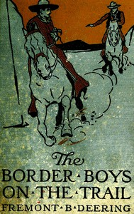 Cover of The Border Boys on the Trail