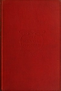 Cover of The Revolt of Man