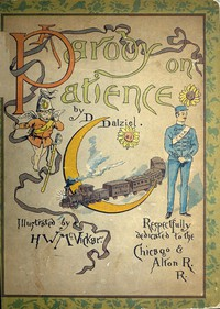 Cover of A Parody on Patience