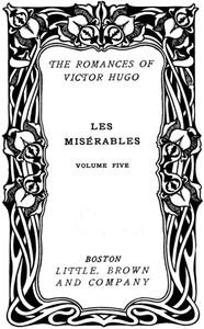 Cover of Les Misérables, v. 5/5: Jean Valjean