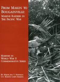 Cover of From Makin to Bougainville: Marine Raiders in the Pacific War