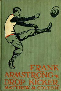 Cover of Frank Armstrong, Drop Kicker