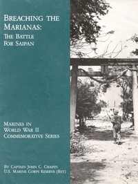 Cover of Breaching the Marianas: The Battle for Saipan