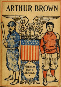 Cover of Arthur Brown, The Young Captain